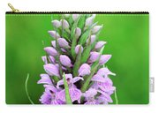 Purple Early Morning Orchid Carry-all Pouch