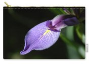 Japanese Iris Petal Carry-all Pouch