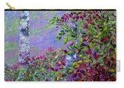 Purple Haze Carry-all Pouch by Joanne Smoley