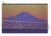 Purple Mountain Majesty Sunset Carry-all Pouch