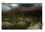 Purple Mountain Meadow Carry-all Pouch