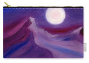 Purple Night 2 Carry-all Pouch