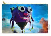 Purple People Eater Carry-all Pouch