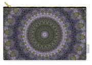 Purple Pleasure Abstract Carry-all Pouch
