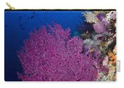 Purple Sea Fan In Raja Ampat, Indonesia Carry-all Pouch