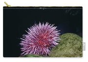 Purple Sea Urchin Feeding California Carry-all Pouch
