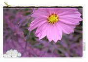 Purple Statement Carry-all Pouch