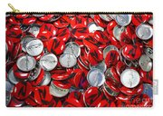 Push Chevys Buttons Carry-all Pouch
