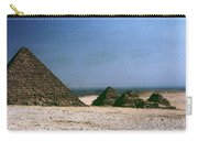 Pyramid Of Mykerinos Carry-all Pouch