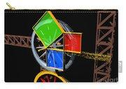 Pythagorean Machine Landscape 1 Carry-all Pouch