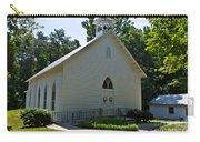 Quaker Church Carry-all Pouch by Scott Hervieux