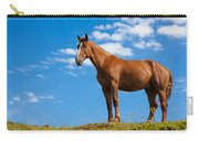 Quarter Horse Carry-all Pouch