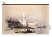 Quay At Suez Febrary 11th 1839 Carry-all Pouch