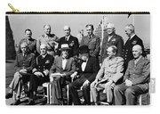 Quebec Conference, 1944 Carry-all Pouch