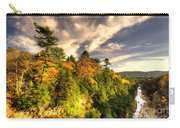 Quechee Gorge In The Fall  Carry-all Pouch