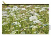 Queen Anne's Lace In All Its Glory Carry-all Pouch