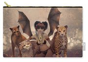 Queen Of Cats Carry-all Pouch