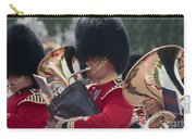 Queens Guards Band Carry-all Pouch