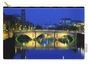 Queens Street Bridge, River Liffey Carry-all Pouch