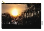 Quiet Country Sunrise Carry-all Pouch