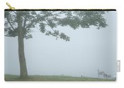 Quiet Fog Rolling In Carry-all Pouch