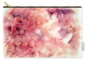 Quiet Places Carry-all Pouch by Rachel Christine Nowicki