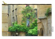 Quiet Street In Sarlat Carry-all Pouch