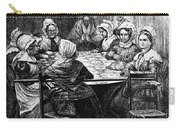 Quilting Party, 1864 Carry-all Pouch