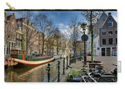 Raamgracht And Groenburgwal. Amsterdam Carry-all Pouch