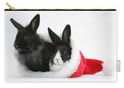 Rabbits In Hat Carry-all Pouch
