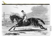 Race Horse, 1857 Carry-all Pouch