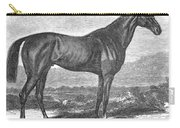 Racehorse, 1867 Carry-all Pouch
