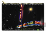 Radio City Music Hall - Greeting Card Carry-all Pouch