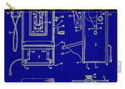 Radio Phone Patent Carry-all Pouch
