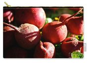 Radishes At Sunrise Carry-all Pouch