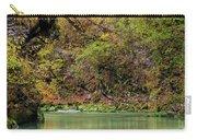 Radovna River In Vintgar Gorge Slovenia Carry-all Pouch