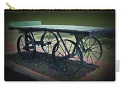 Rail Road Wagon Carry-all Pouch