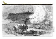Railroad Accident, 1853 Carry-all Pouch
