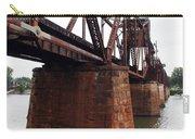 Railroad Bridge 1 Carry-all Pouch