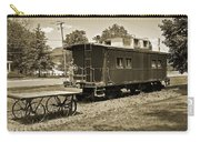 Railroad Car And Wagon Carry-all Pouch