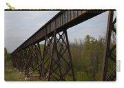 Railroad High Bridge 3 Carry-all Pouch