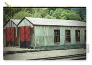 Railroad Woodshed 2 Carry-all Pouch