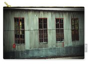 Railroad Woodshed Carry-all Pouch