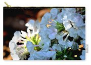 Rain Drenched Phlox Carry-all Pouch
