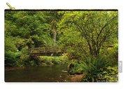 Rain Forest Bridge Carry-all Pouch