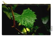 Rain On Ivy Carry-all Pouch