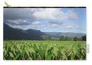 Rain Over A Hanalei Taro Field Carry-all Pouch
