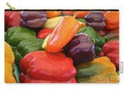 Rainbow Bells Carry-all Pouch