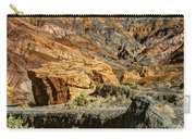 Rainbow Canyon Death Valley Carry-all Pouch