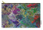 Rainbow Fish Watercolor Abstract Art Carry-all Pouch